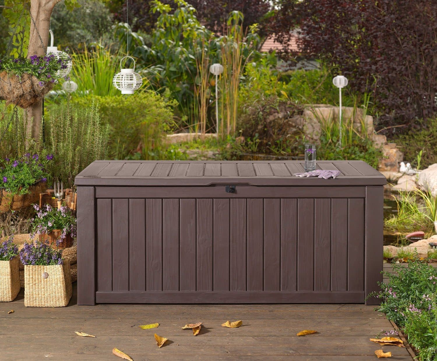 How to Buy the Right Garden Storage Boxes